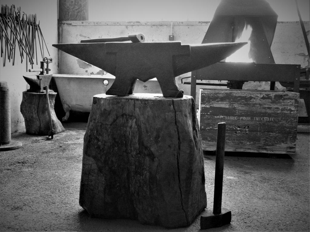 Photo de l'atelier Les Forges de Rémi BOUILLOUX